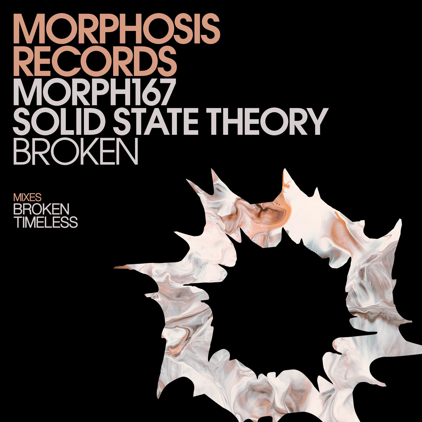 Solid State Theory - Broken (2021)