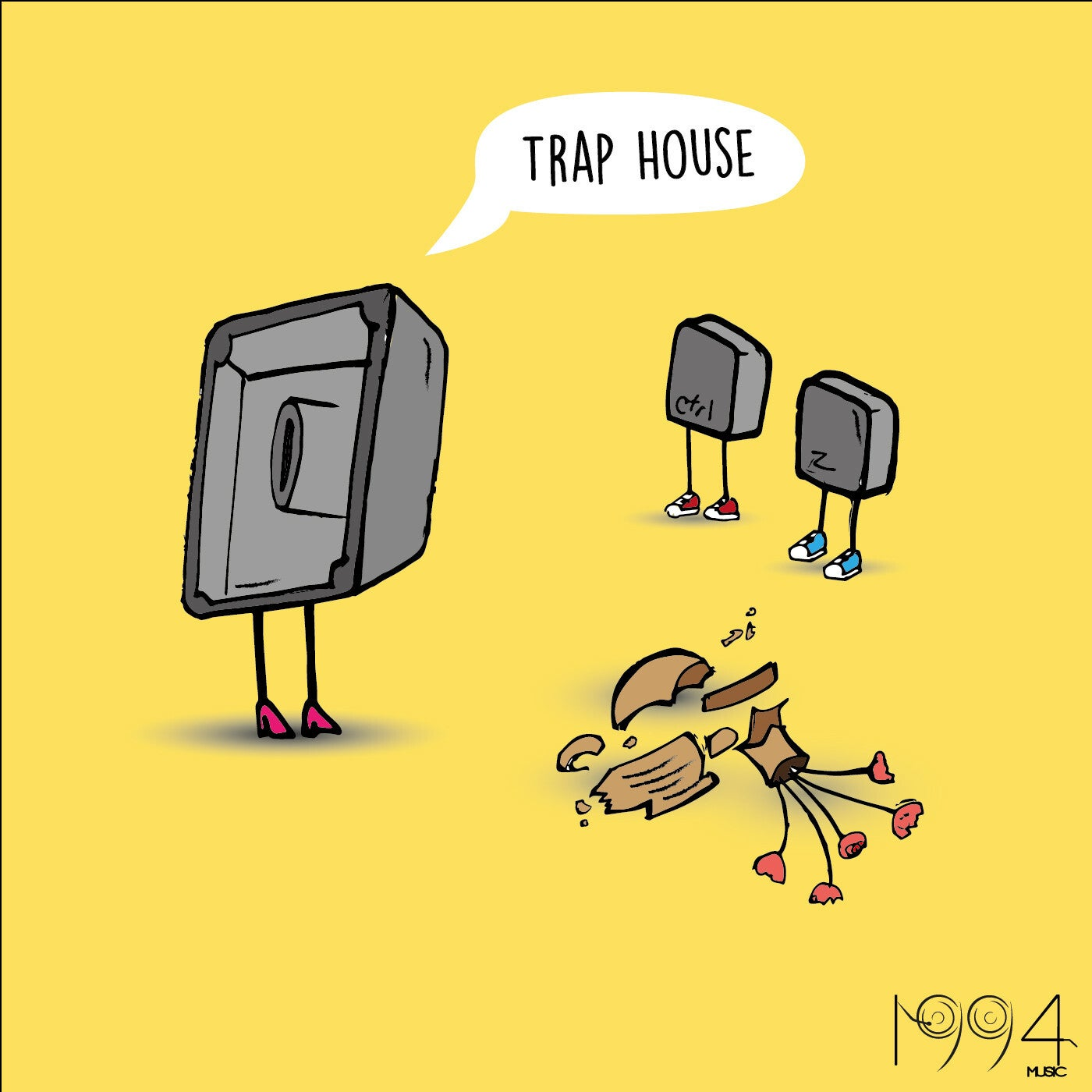 Angy M - Trap House (2021)