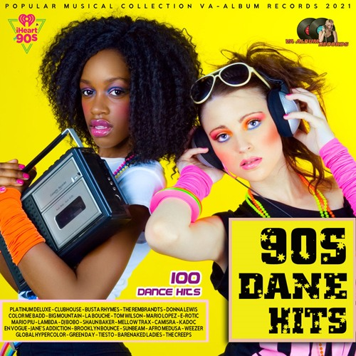 Various Artists - 90s Retro Dance Hits (2021)