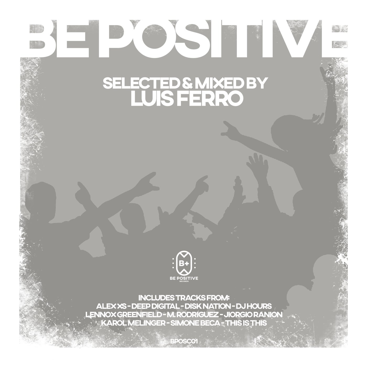 Various Performers - Be Positive (2021)