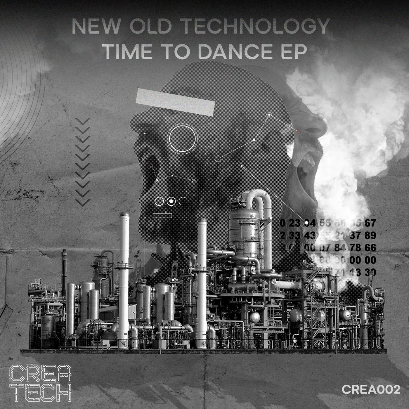 New Old Technology - Time to Dance (2021)