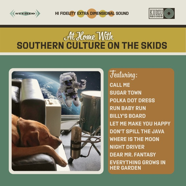 Southern Culture On The Skids - At Home with Southern Culture on the Skids (2021)