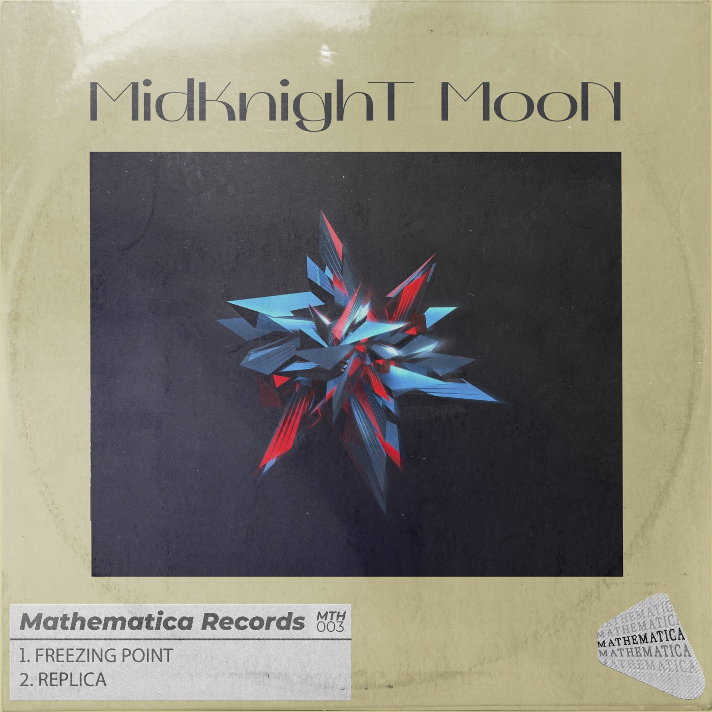 Midknight MooN - Freezing Point / Replica (2021)