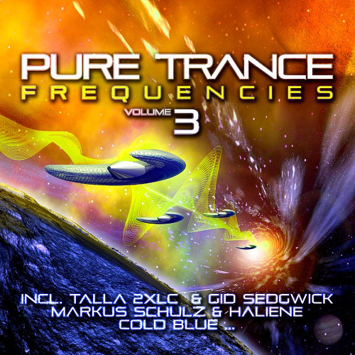 Various Artist - Pure Trance Frequencies 3 (2021)