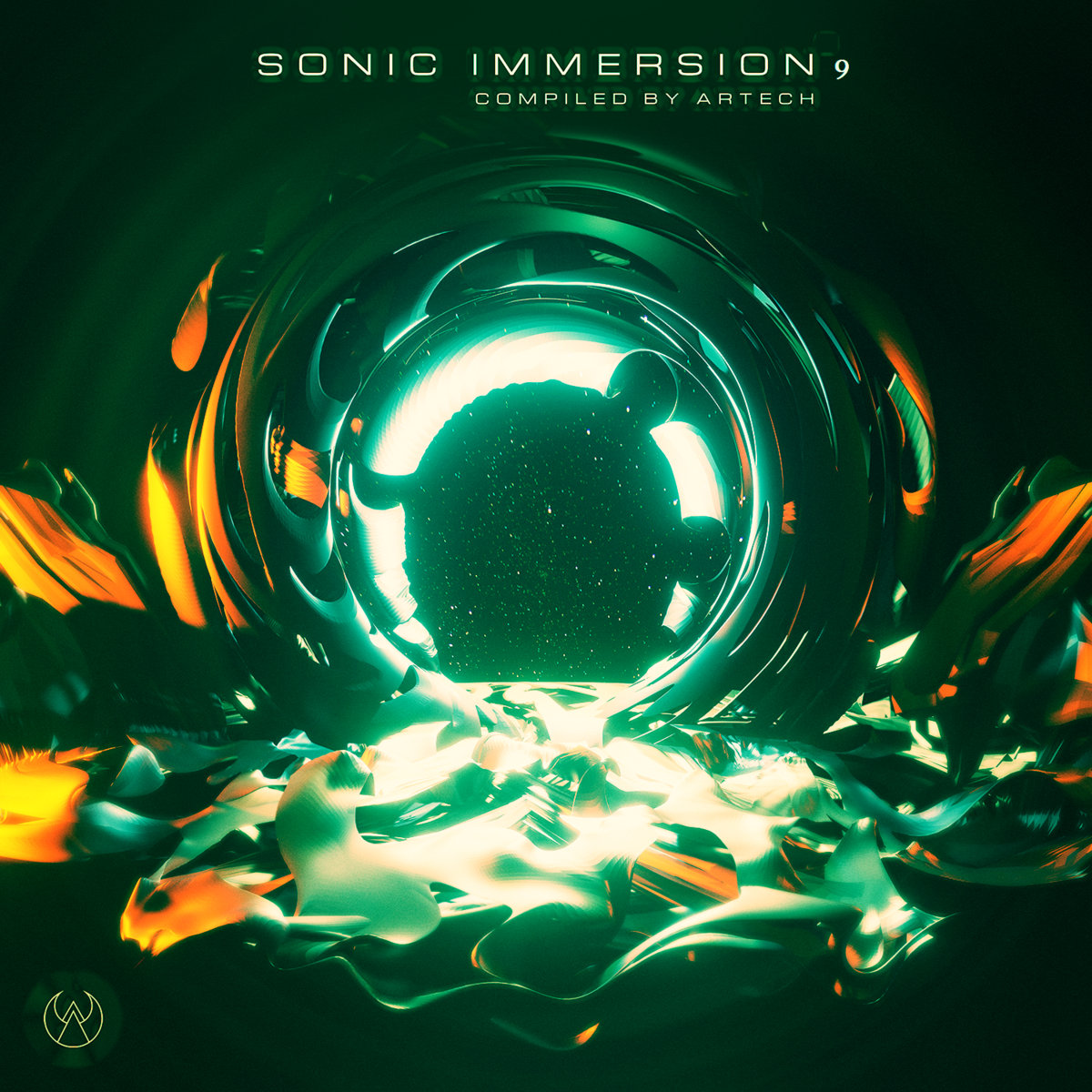 Various Performers - Sonic Immersion 9 (2021)