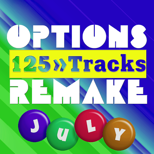 Various Performers - Options Remake 125 Tracks New July C (2021)