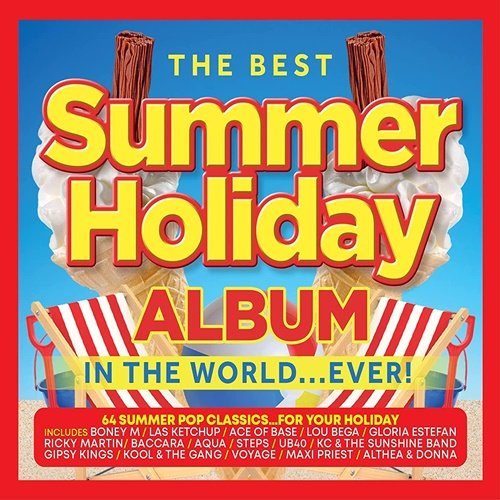 Various Performers - The Best Summer Holiday Album In The World Ever! (2021)