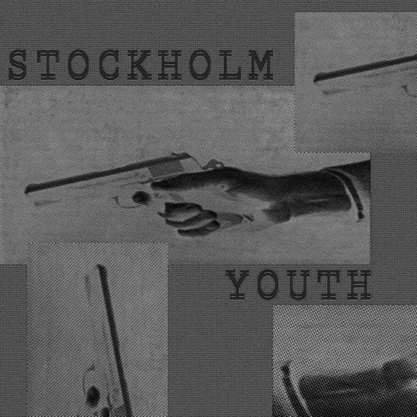 Stockholm Youth - Stockholm Youth (2021)
