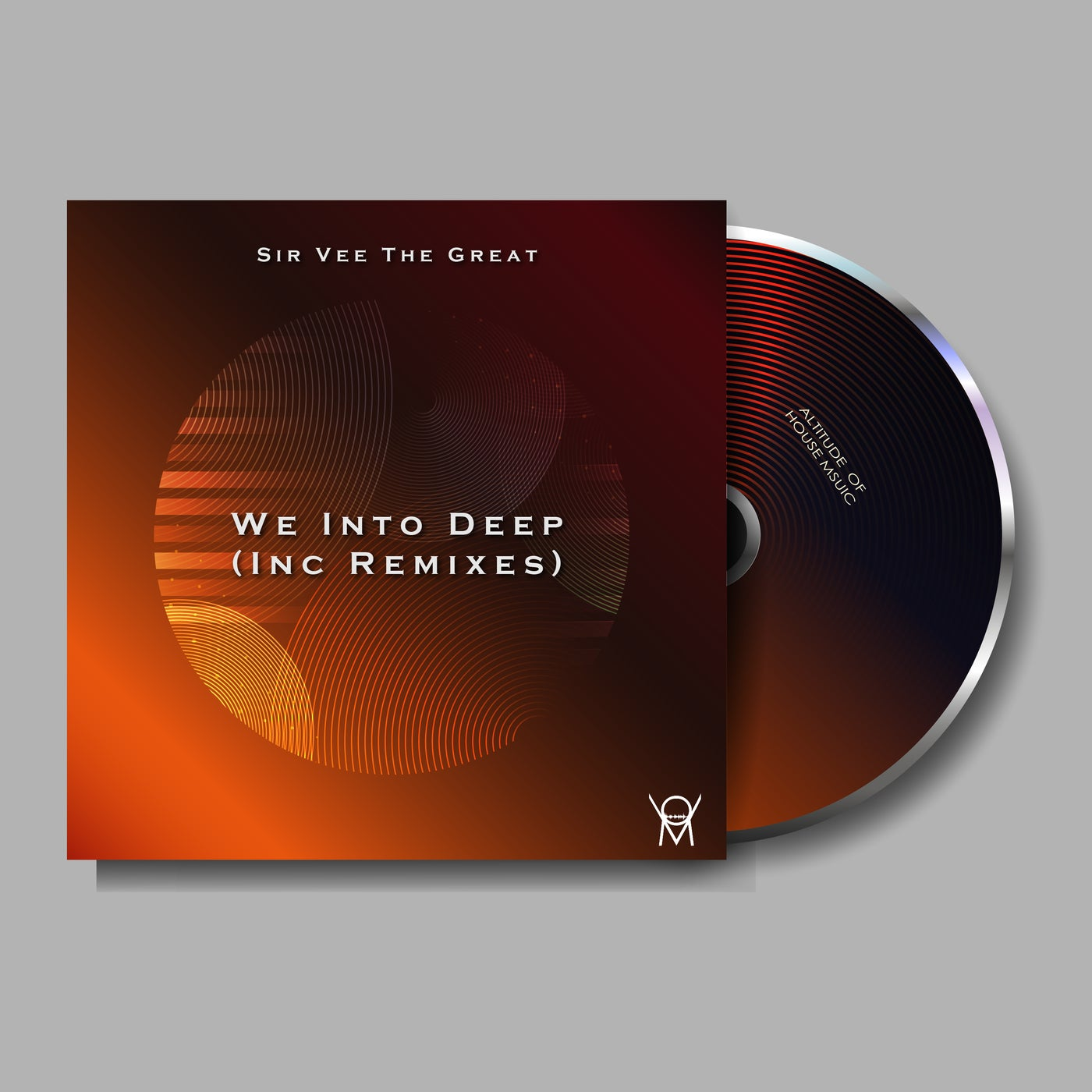 Sir Vee The Great - We Into Deep (2021)