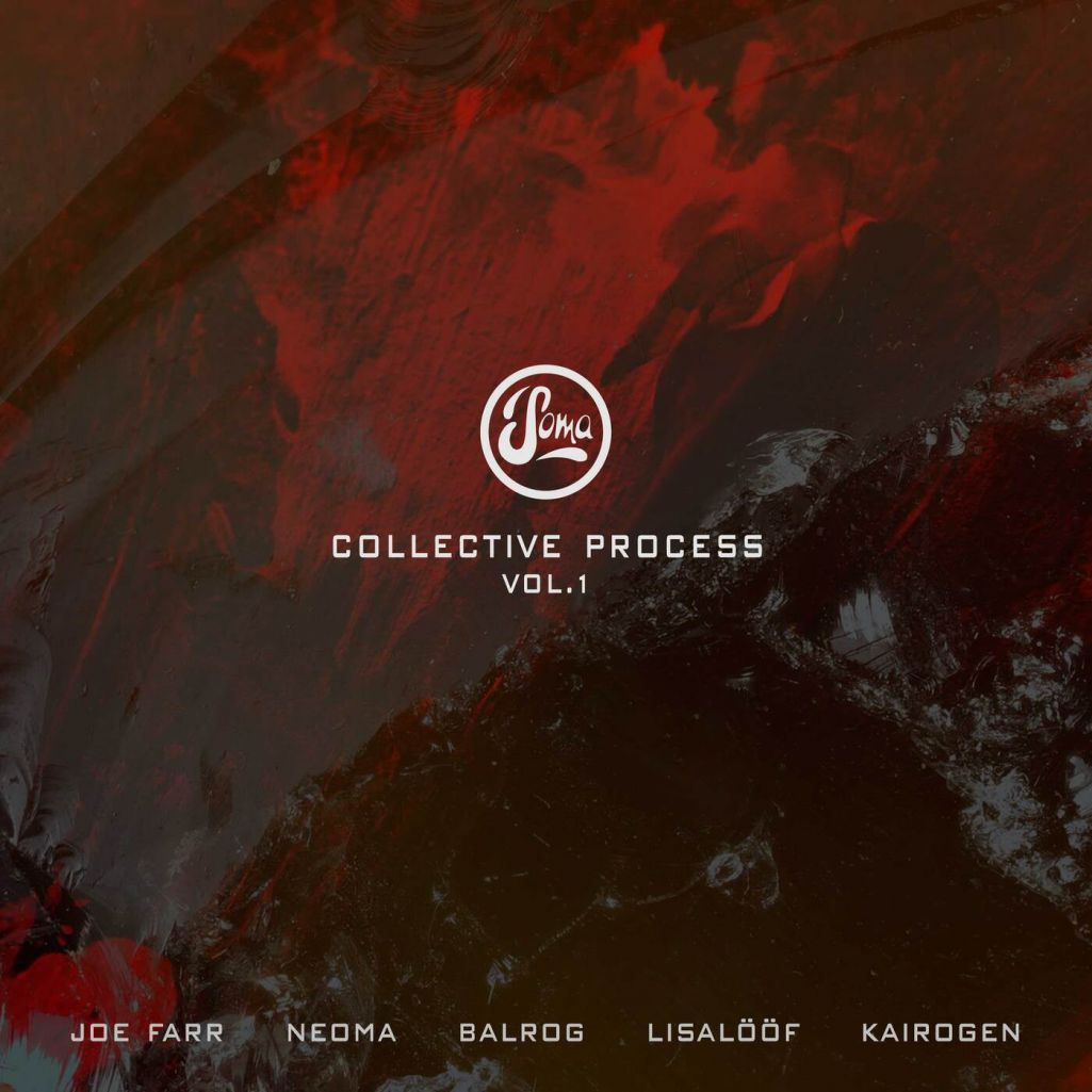 Various Performers - Collective Process Vol.1 (2021)