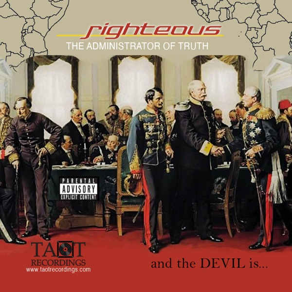 Righteous - and the DEVIL is… (2021)