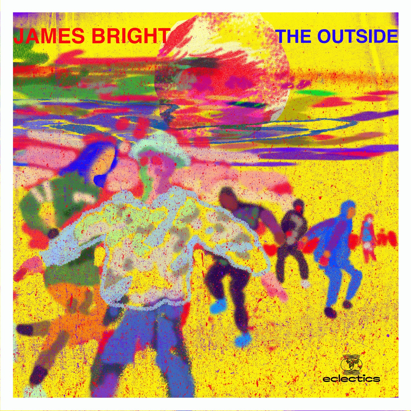James Bright - The Outside (2021)