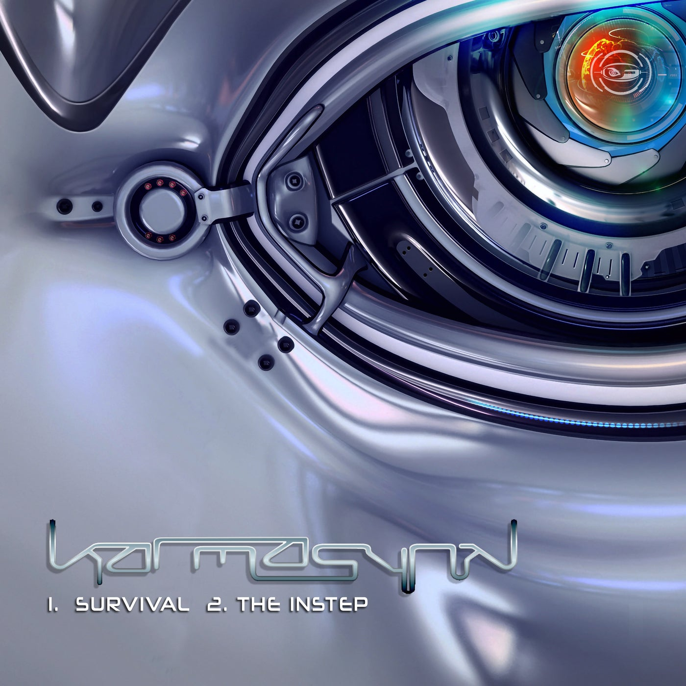KarmasynK - Survival / The Instep (2021)