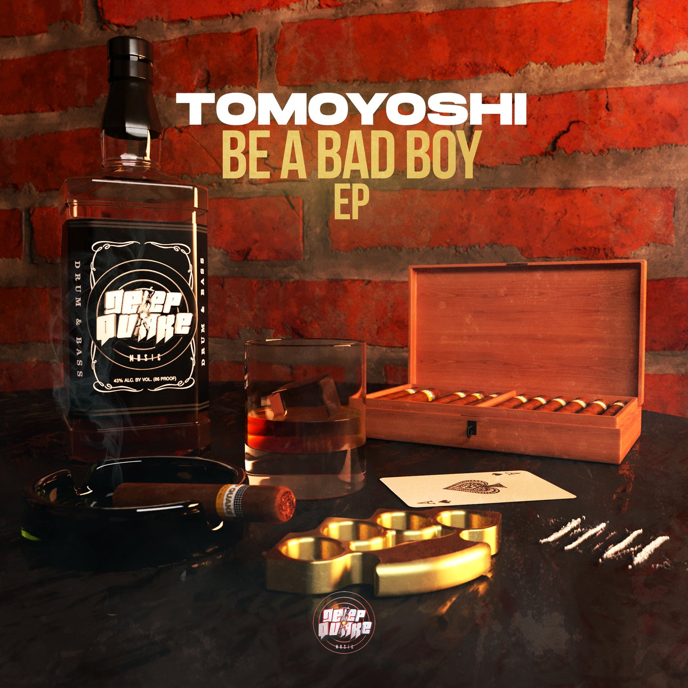 Tomoyoshi - Be A Bad Boy (2021)