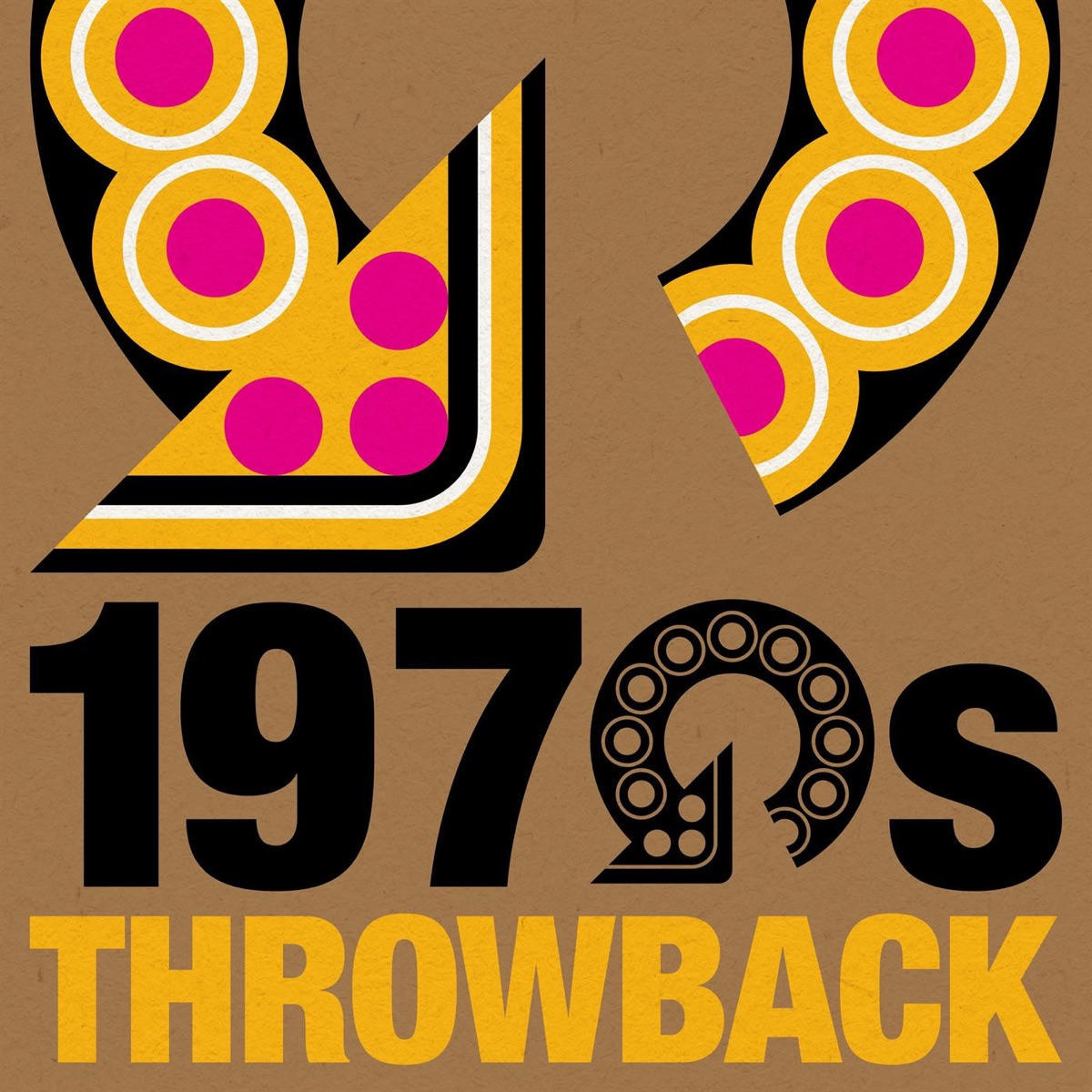 Various Performers - 1970s Throwback (2021)