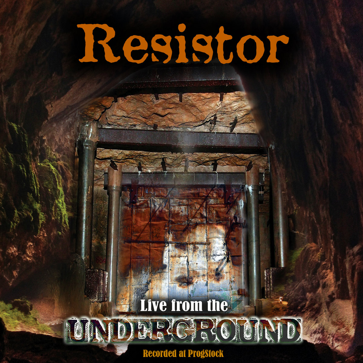 Resistor - Resistor Live from the Underground (2021)