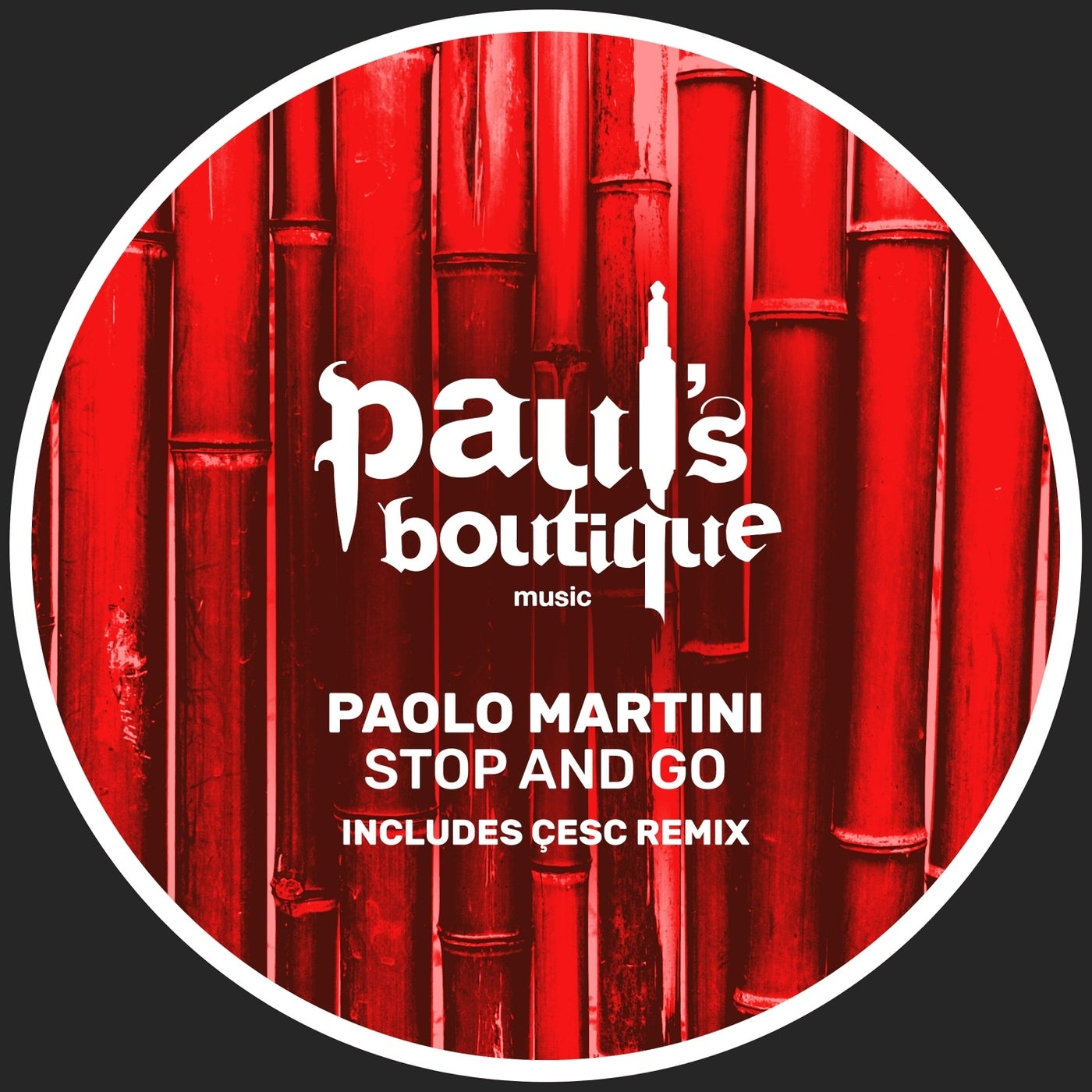 Paolo Martini - Stop and Go (2021)