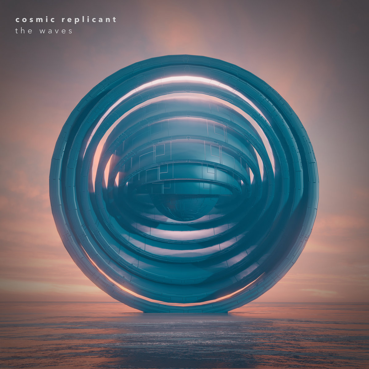 Cosmic Replicant - The Waves (2021)