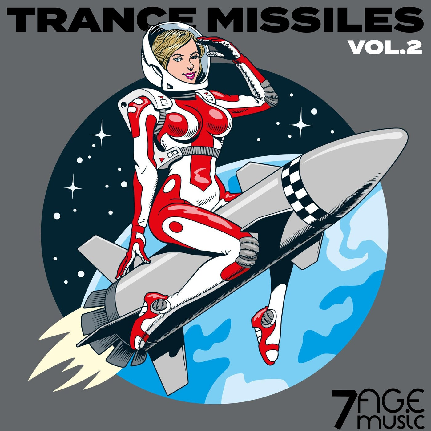 Various Performers - Trance Missiles Vol. 2 (2021)