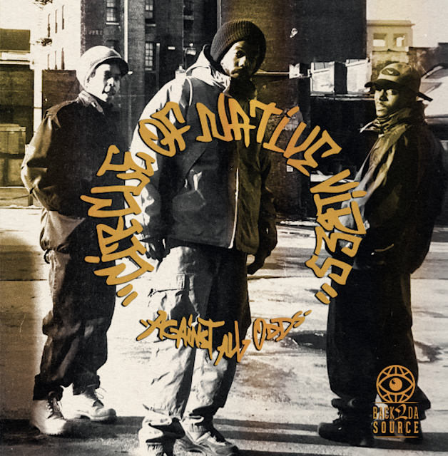 Circle Of Native Vibes - Against All Odds CD (2021)