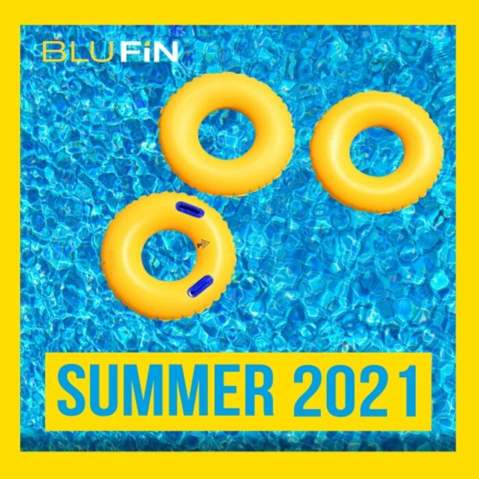 Various Performers - BluFin:Summer 2021 (2021)