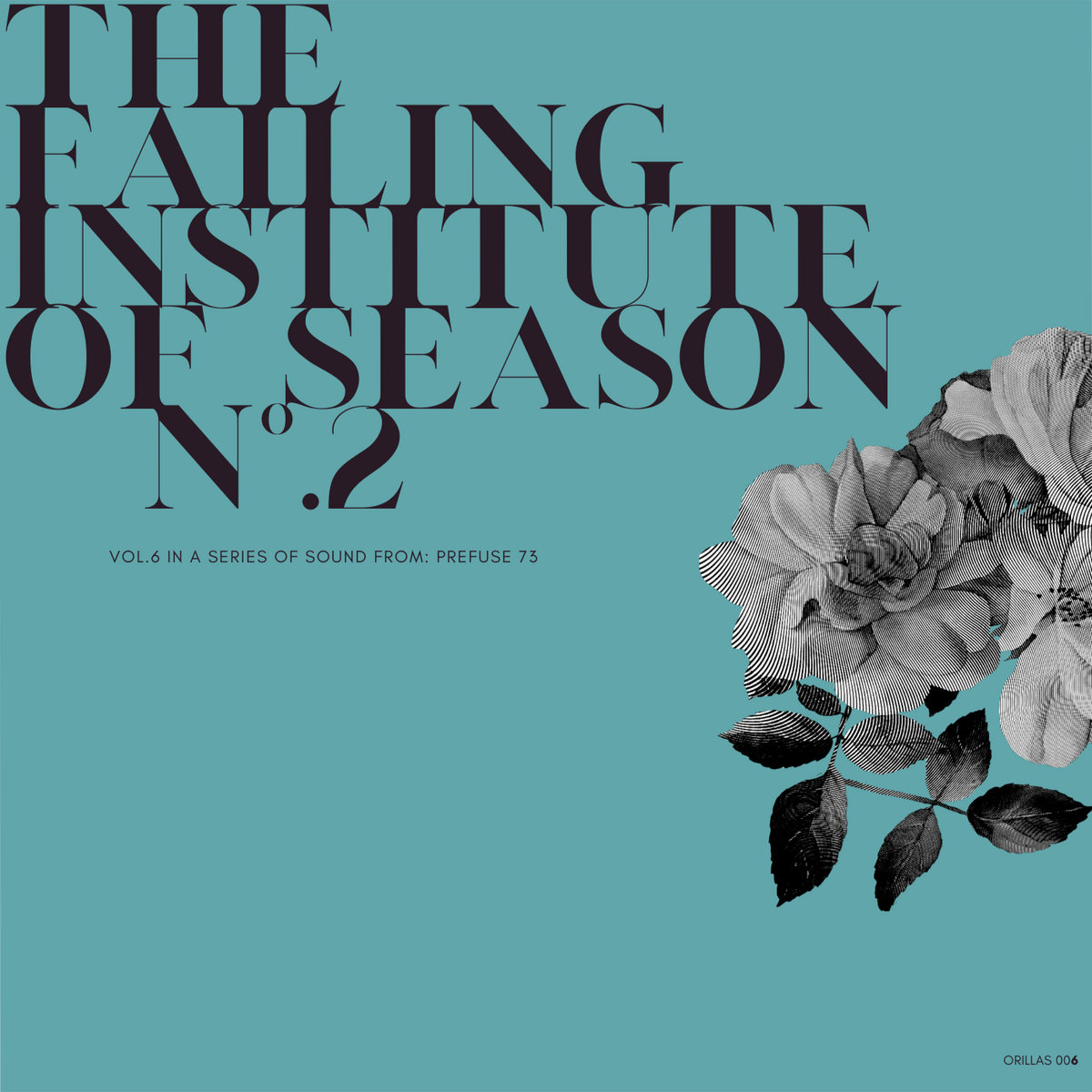 Prefuse 73 - The Failing Institute of Season No.2 (2021)