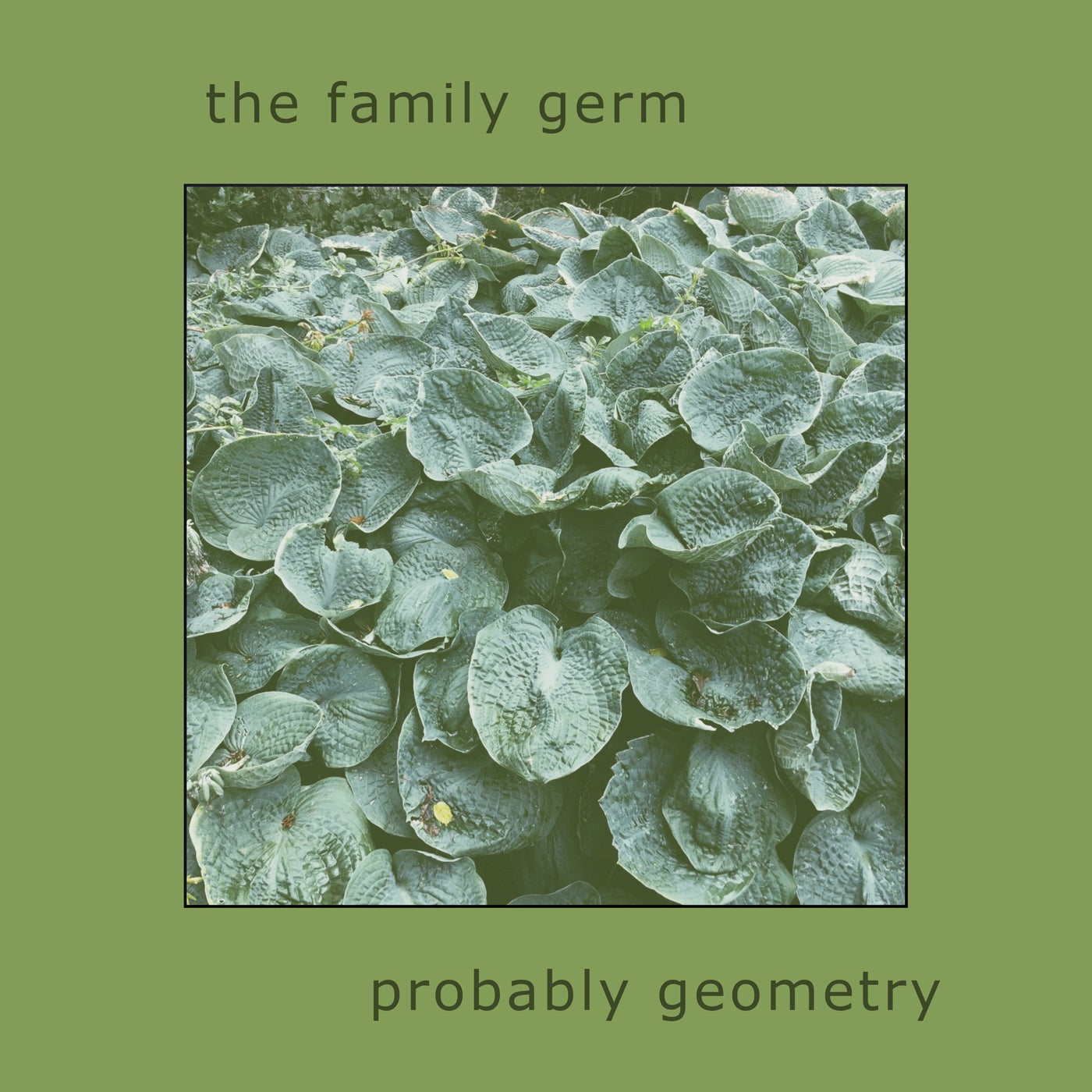 The Family Germ - Probably Geometry (2021)