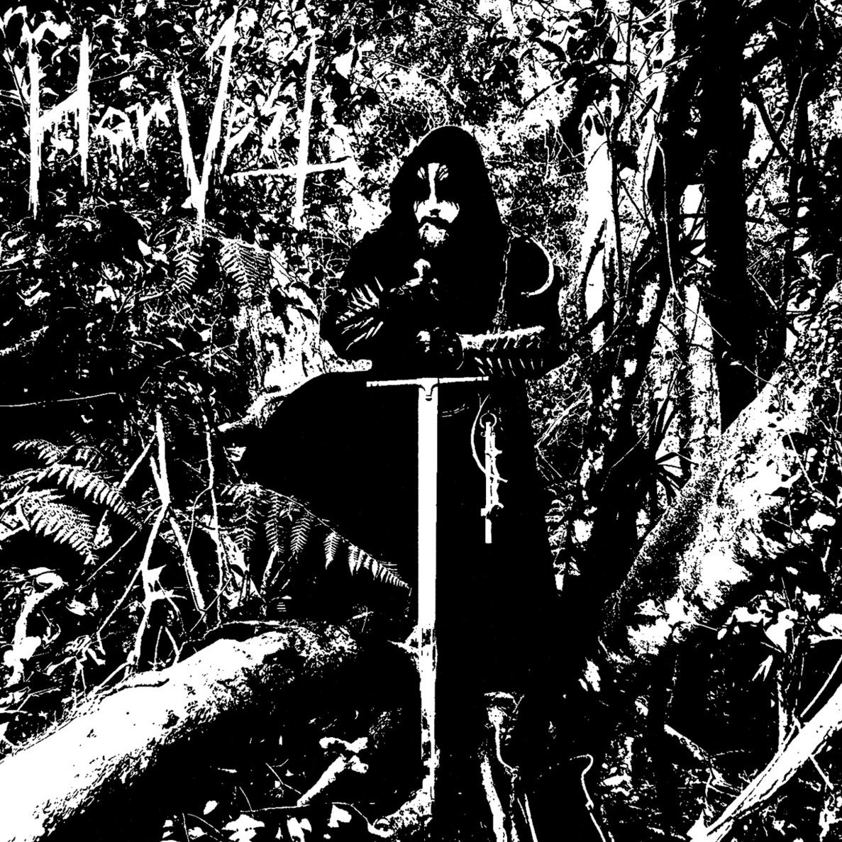 Harvest - Bend Thy Knee & Present Thy Throat To A Burning Sword Of A Dark Age (2021)