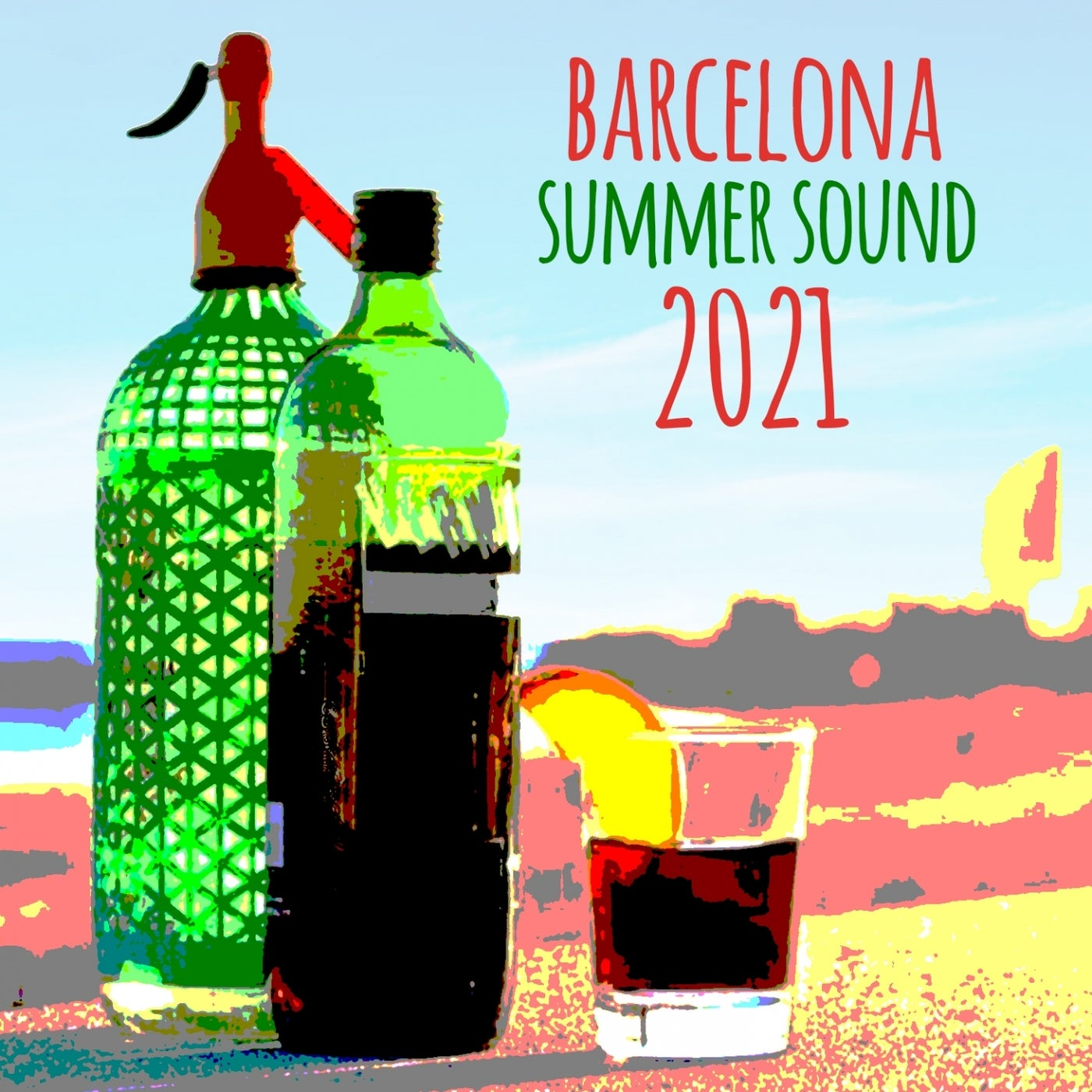 Various Performers - Barcelona Summer Sound 2021 (2021)