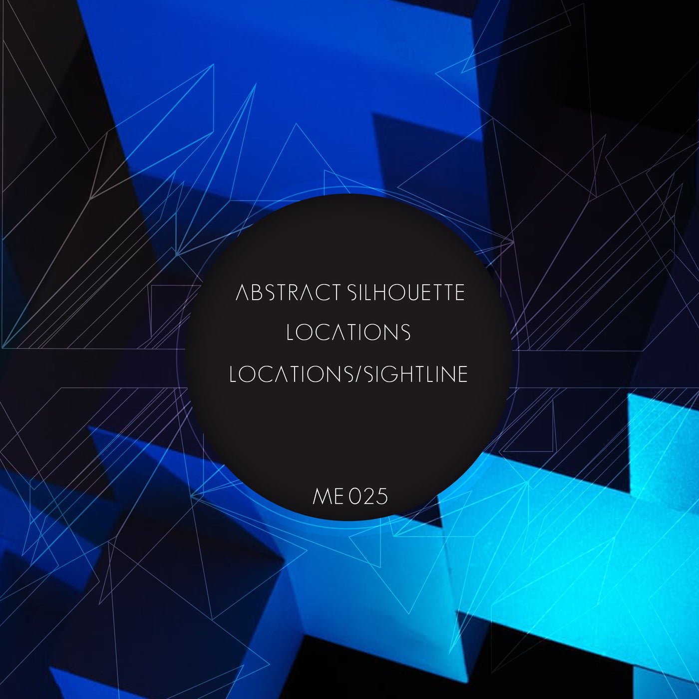 Abstract Silhouette - Locations (2021)