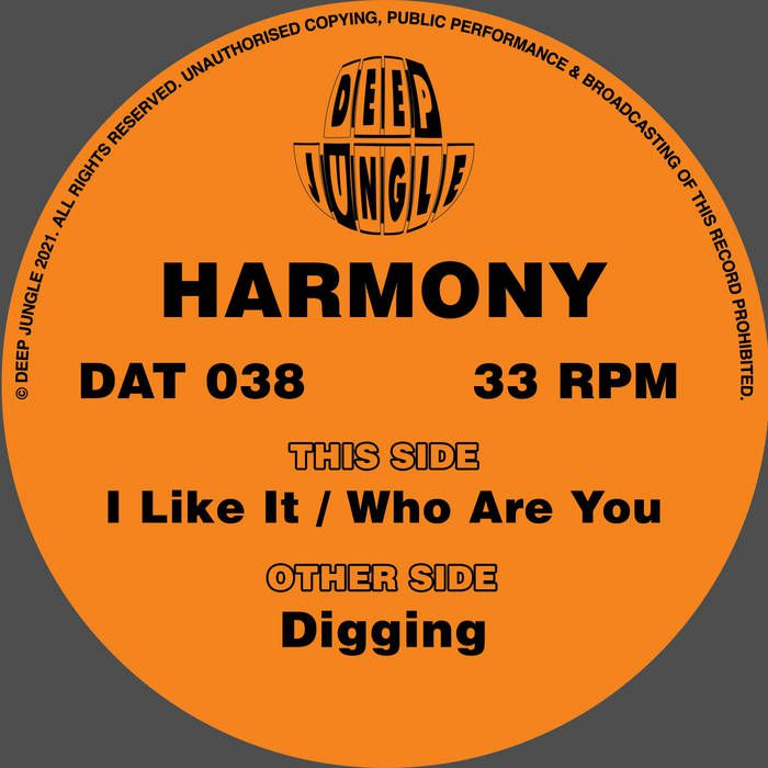 Harmony - Digging / I Like It / Who Are You (2021)