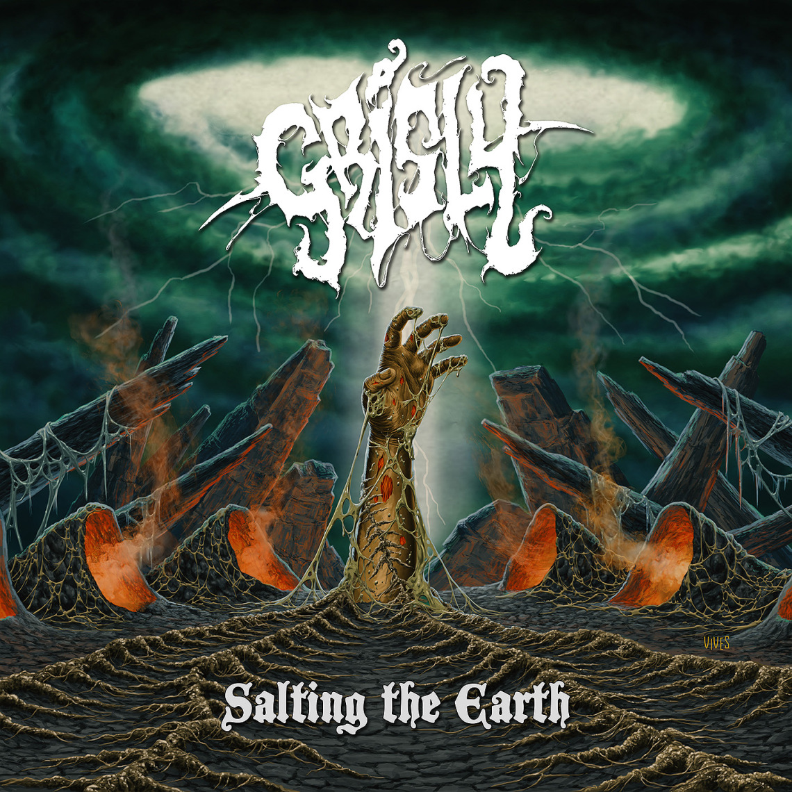 Grisly - Salting The Earth (2021)