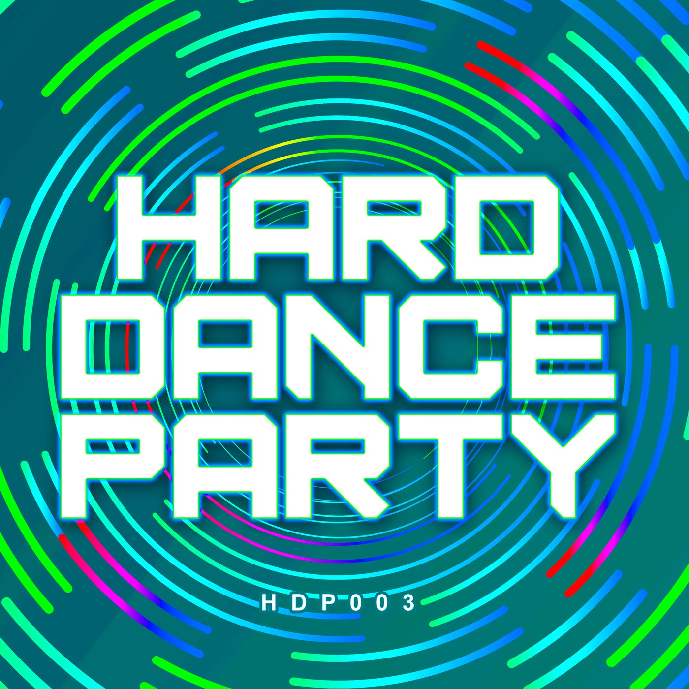 Various Performers - Hard Dance Party 3 (2021)