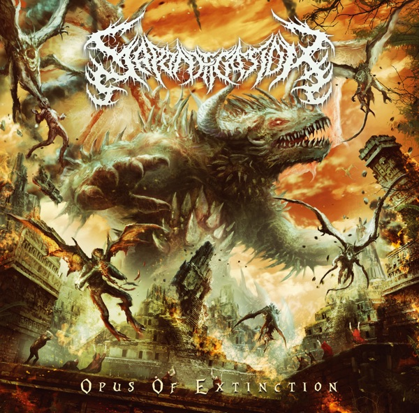 Saponification - Opus of Extinction (2021)