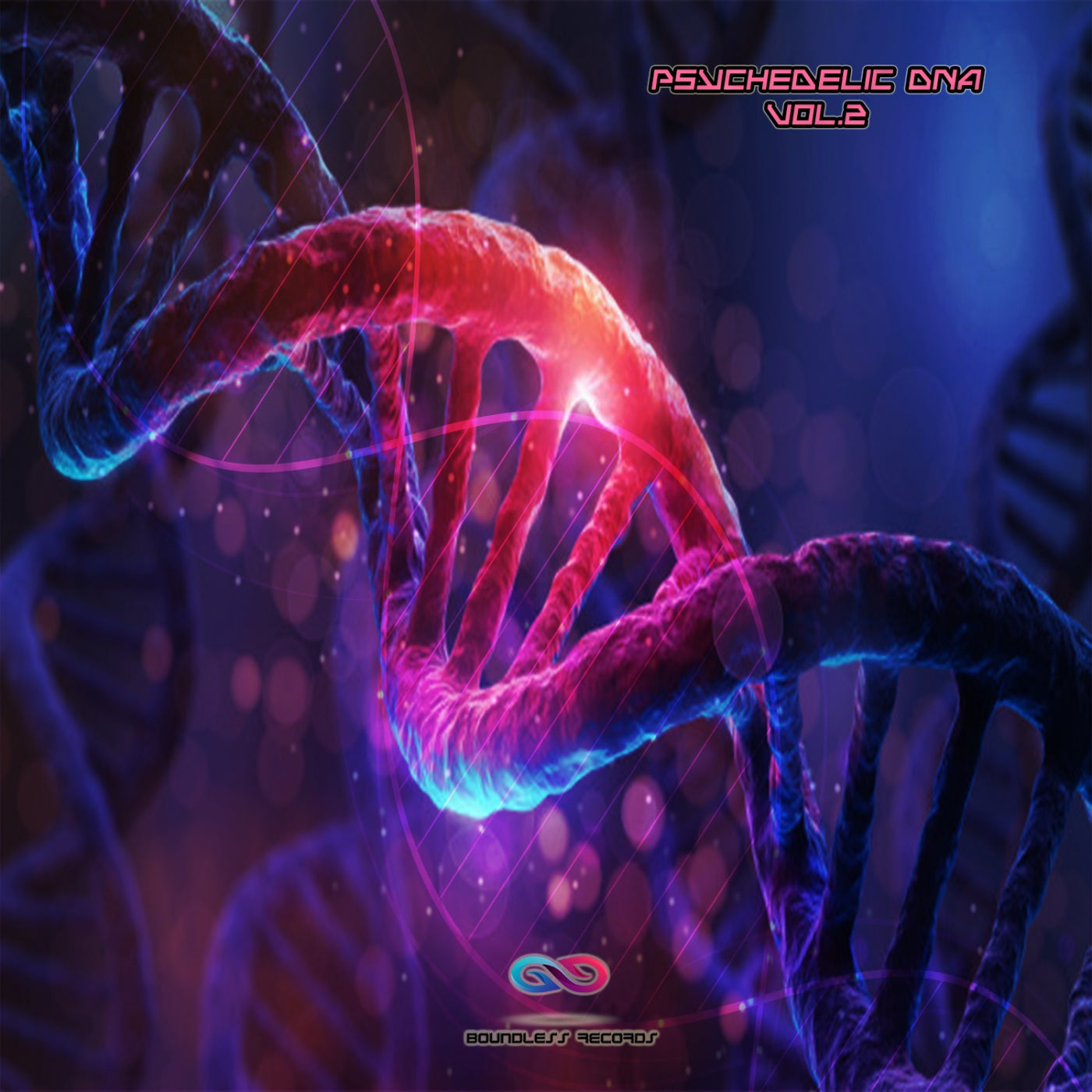 Various Performers - Psychedelic DNA Vol.2 (2021)