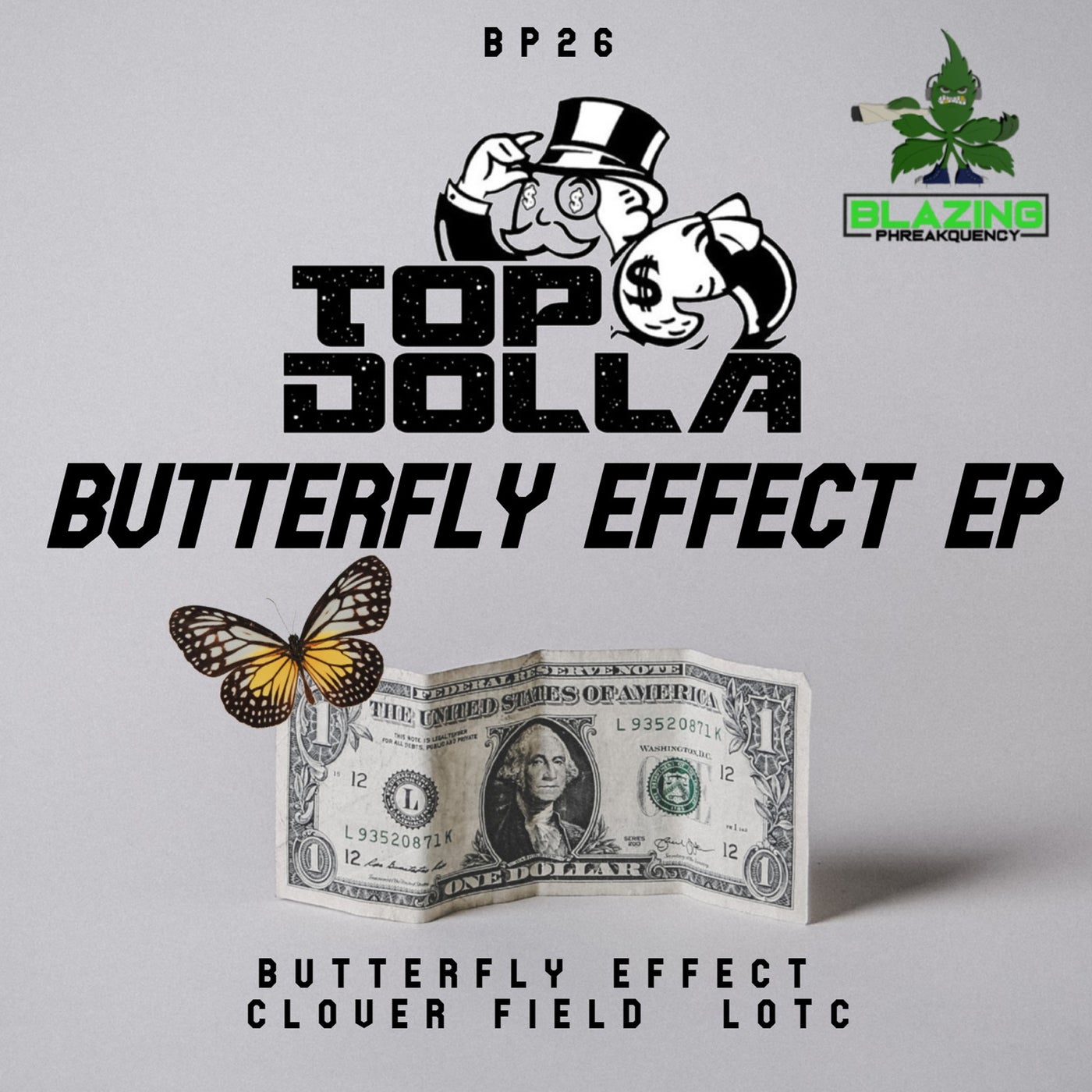 Top Dolla - Butterfly Effect (2021)