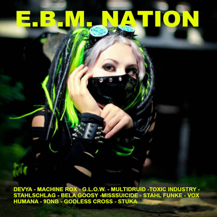 Various Performers - E.B.M. Nation Compilation (2021)