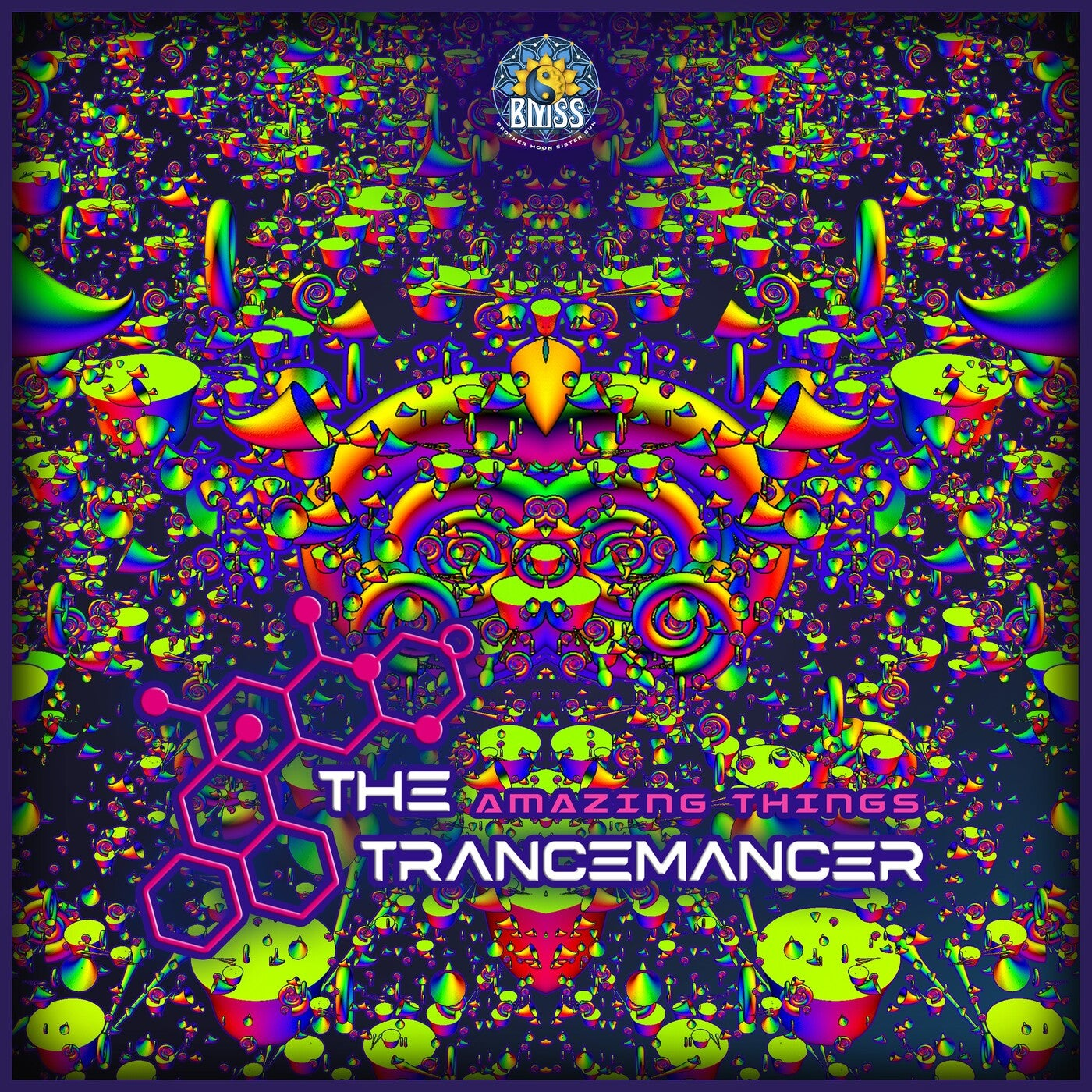 The Trancemancer - Amazing Things (2021)