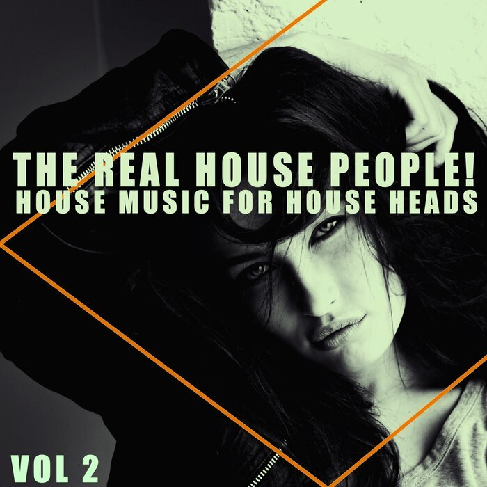 Various Performers - The Real House People!, Vol. 2 (2021)