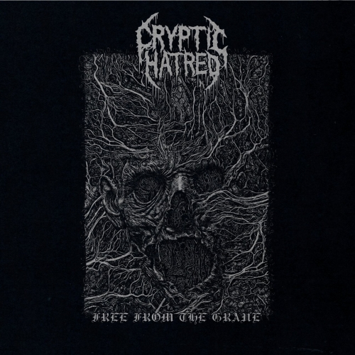 Cryptic Hatred - Free From the Grave (2021)