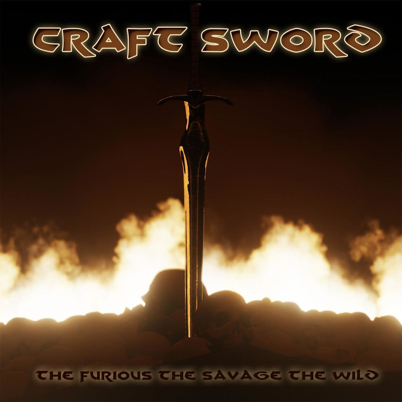 Craft Sword - The Furious The Savage The Wild (2021)