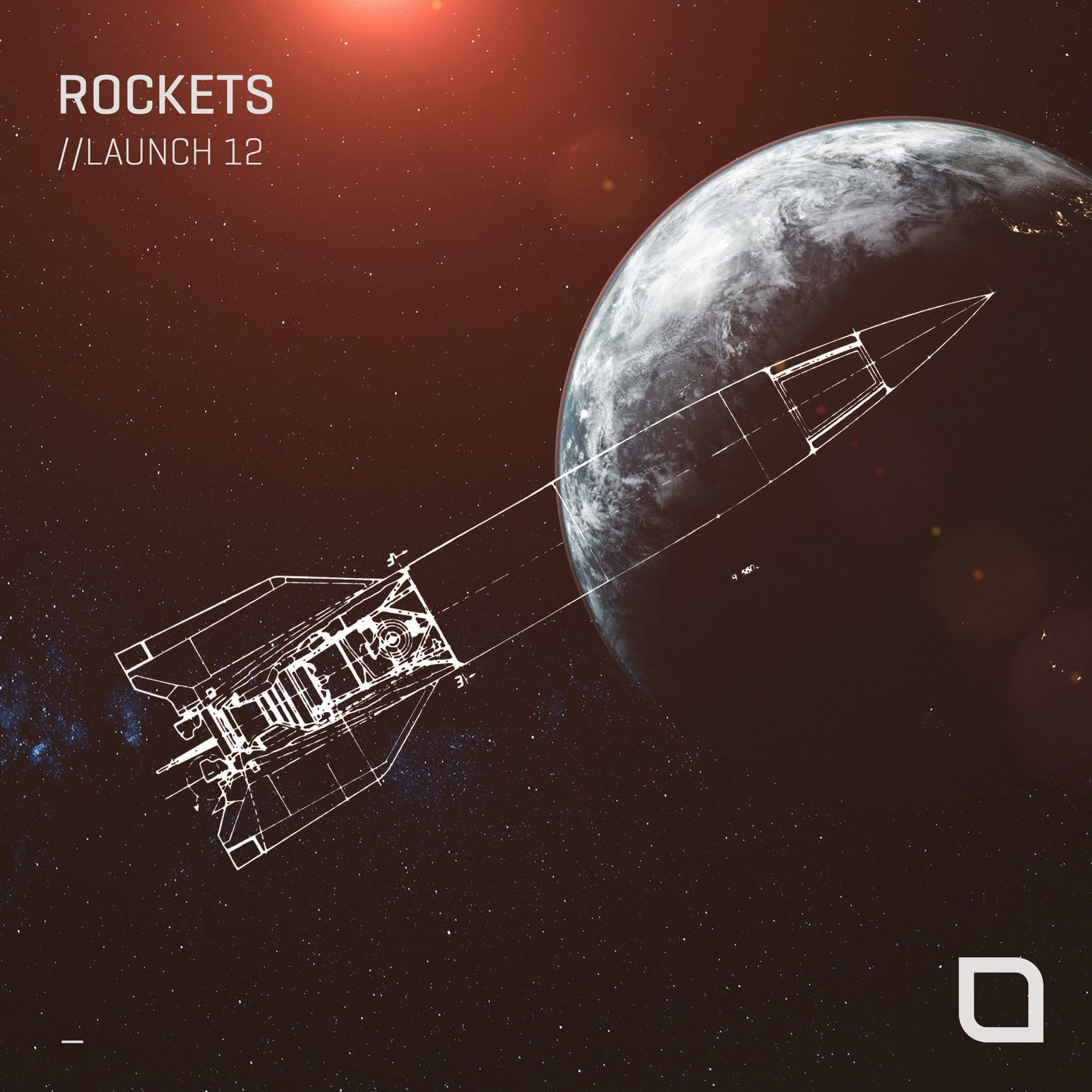 Various Performers - Rockets // Launch 12 (2021)