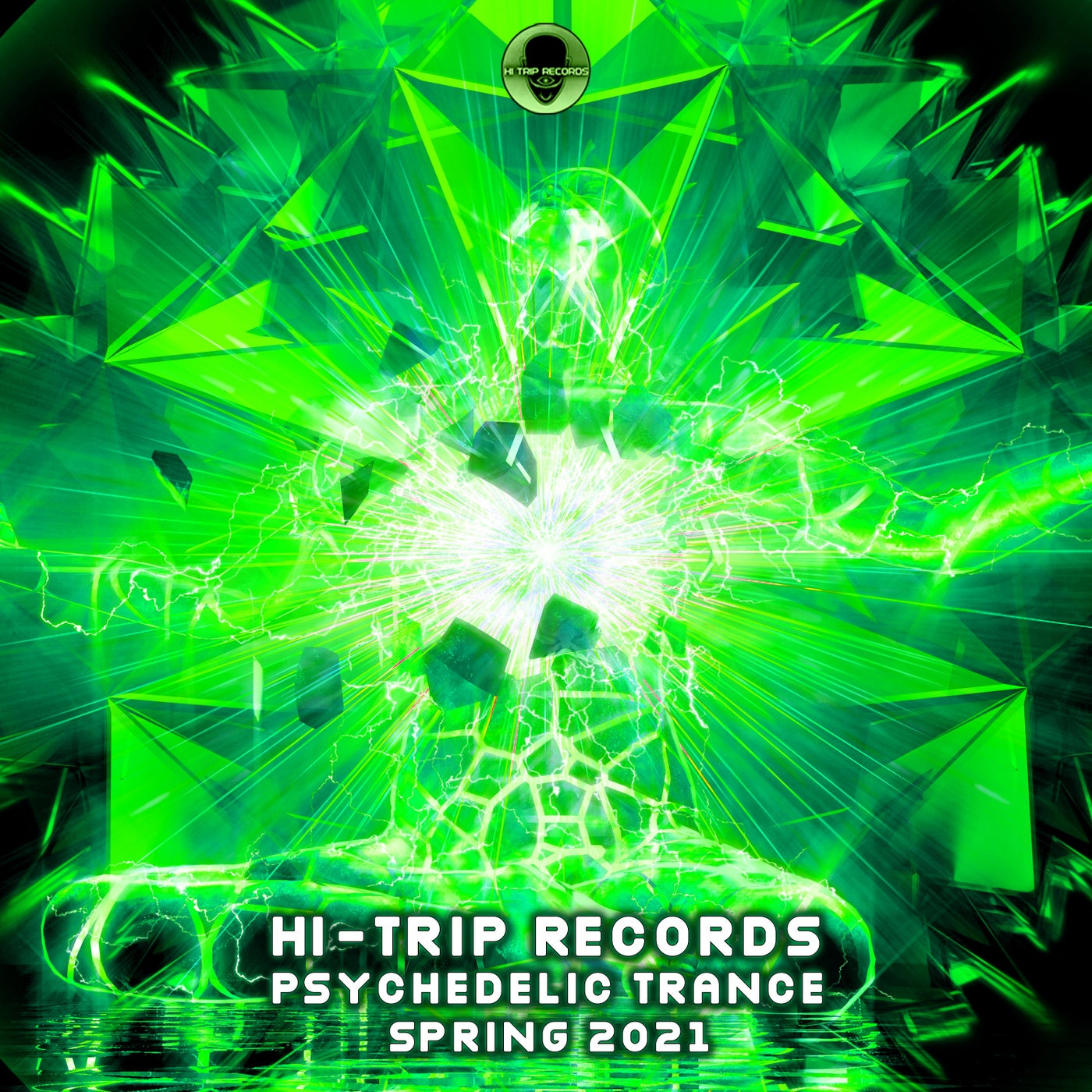Various Performers - Hi-Trip Records Psychedelic Trance Spring 2021 (2021)