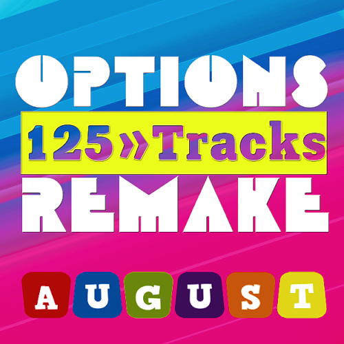 Various Performers - Options Remake 125 Tracks New August C (2021)