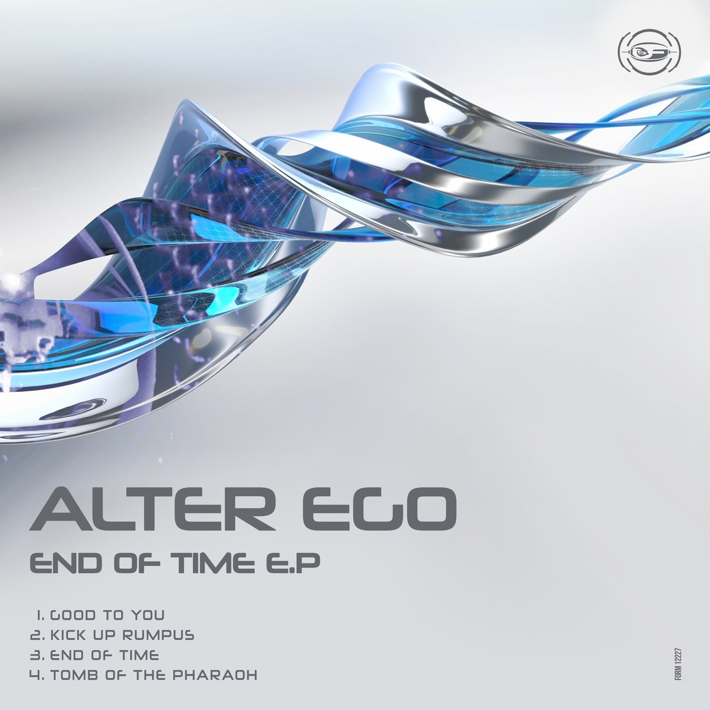 Alter Ego - End of Time (2021)