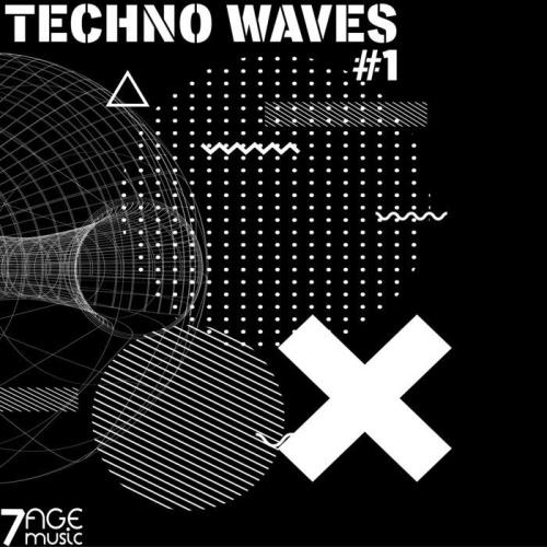 Various Performers - Techno Waves, Vol 1 (2021)