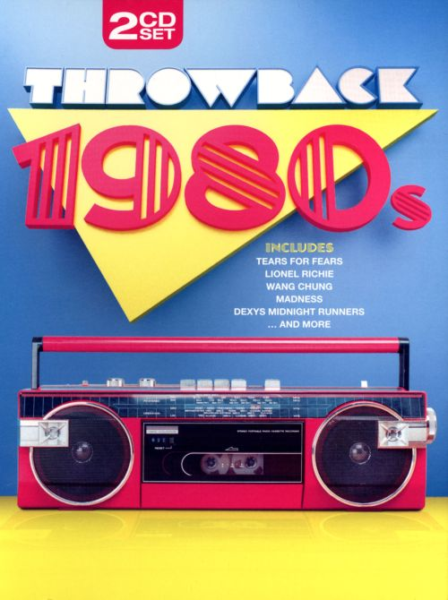Various Performers - 1980s Throwback (2021)