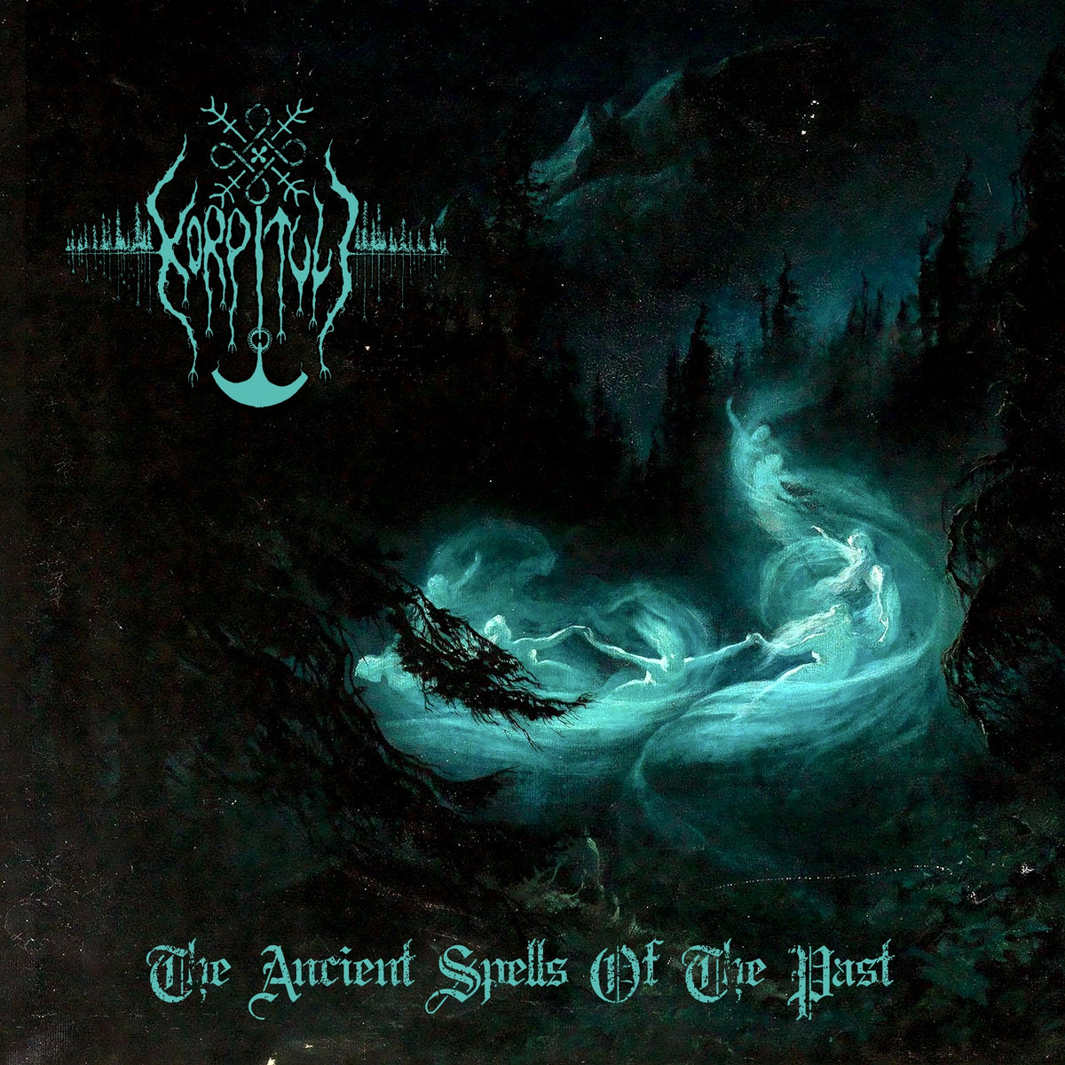 Korpituli - The Ancient Spells Of The Past (2021)