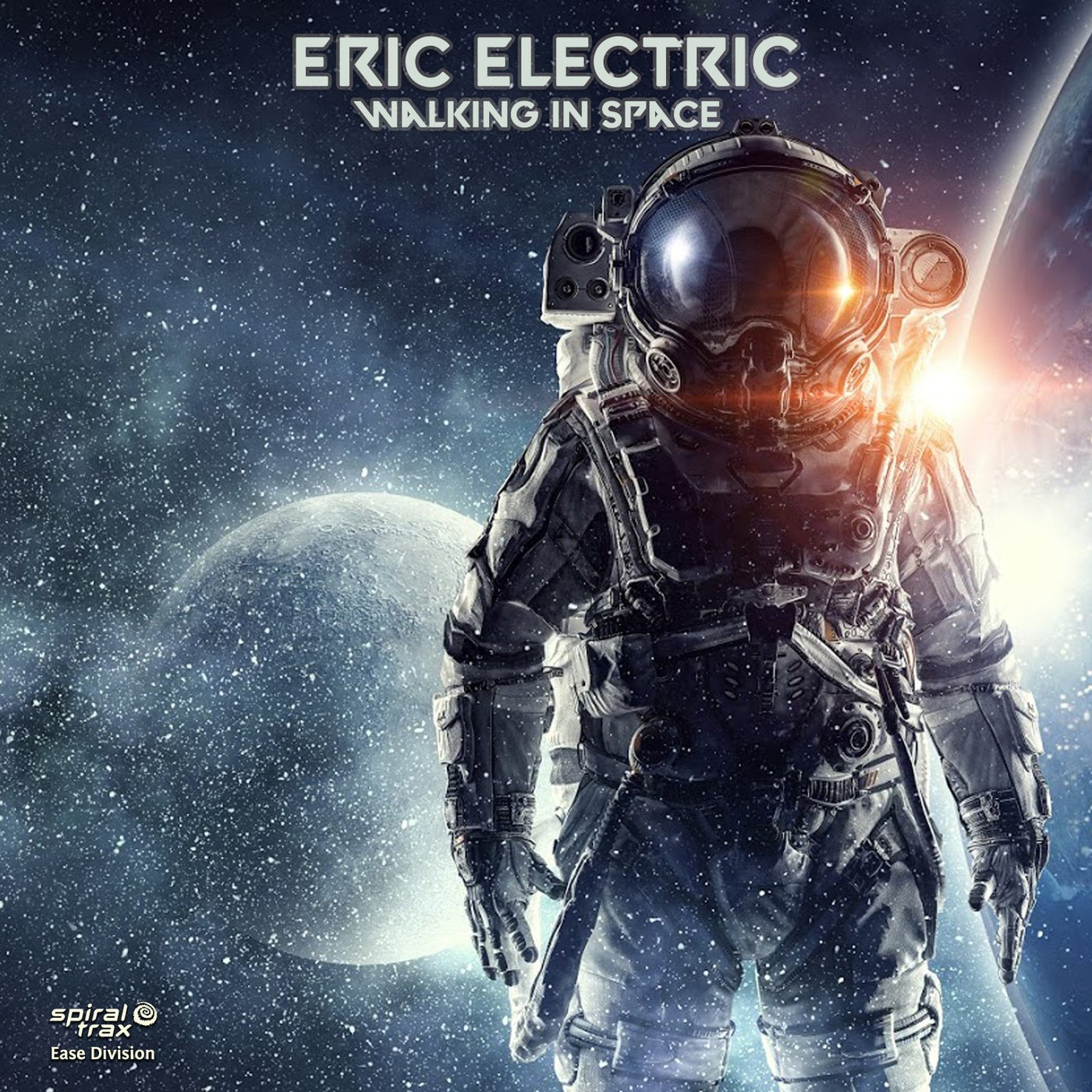 Eric Electric - Walking In Space (2021)