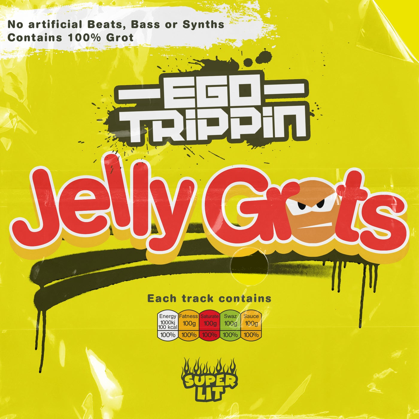 Ego Trippin - Jelly Grots (2021)